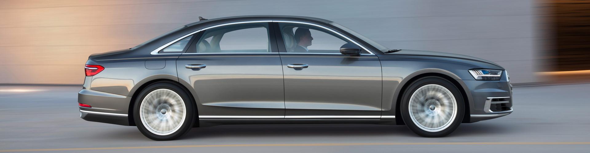 Машина на прокат Audi A8L 3.0